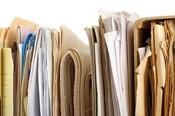 Как производить уничтожение документации и архивов