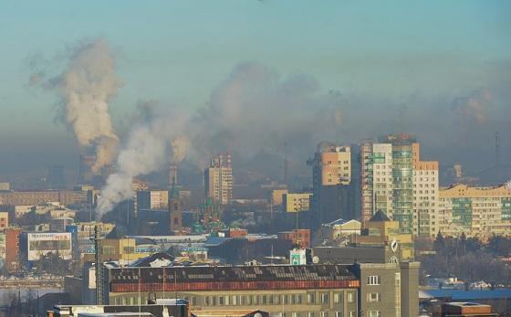 экология Челябинска