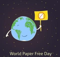 День отказа от бумаги