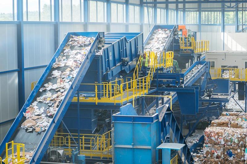 Оборудование для переработки макулатуры